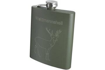 Flachmann Oliv 200 ml